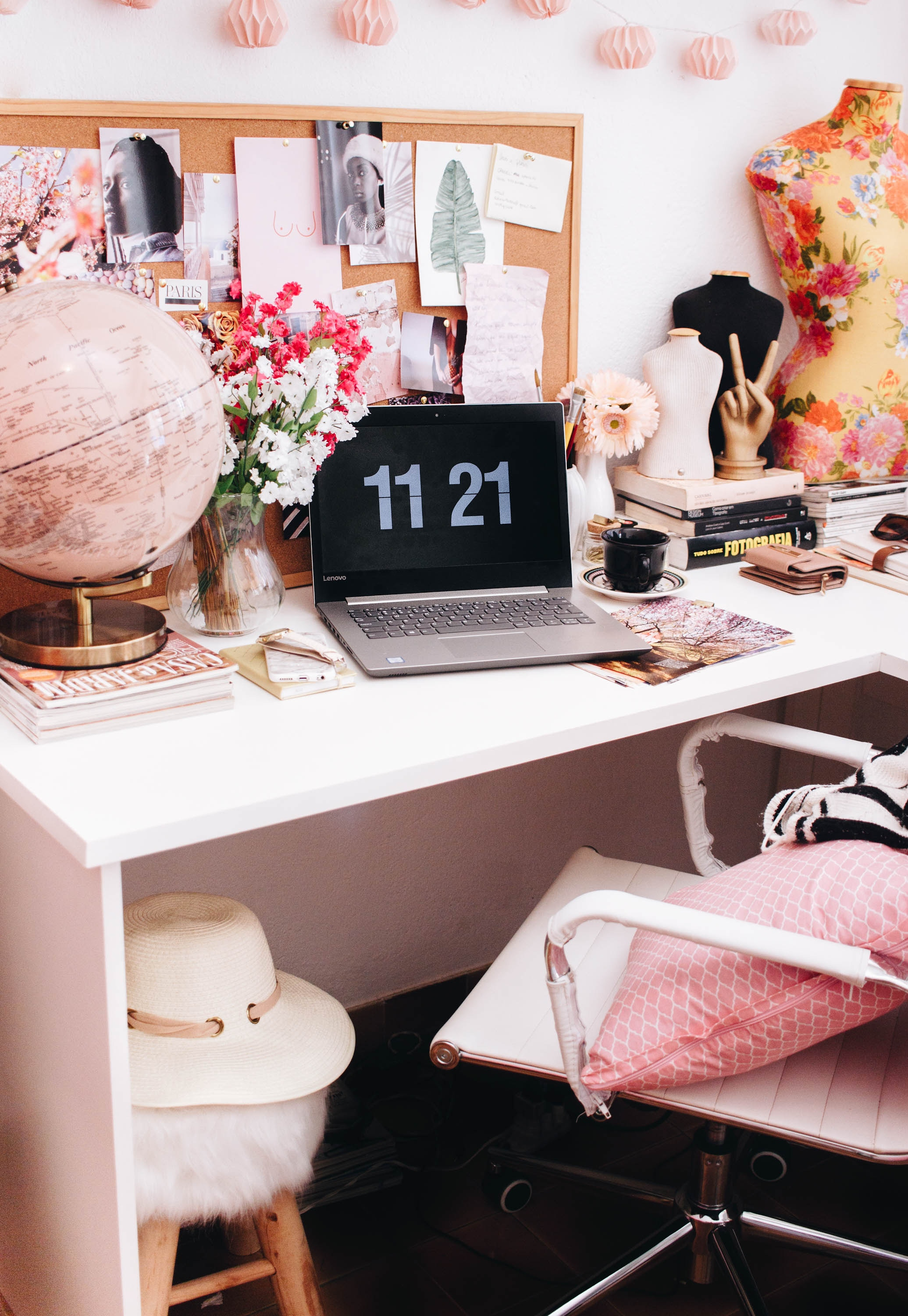 7 Steps to the perfect creative's home office