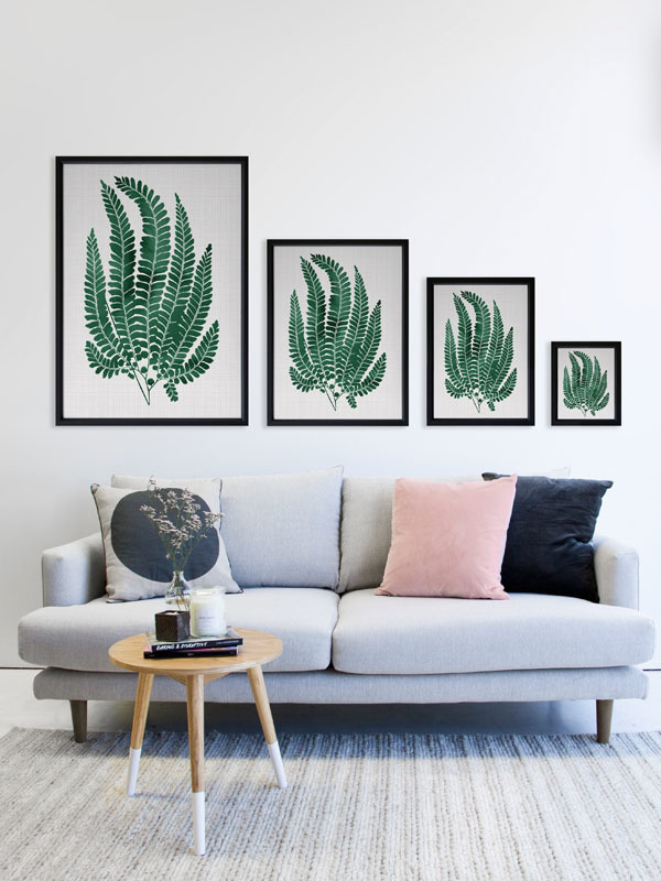 How to incorporate the Greenery trend