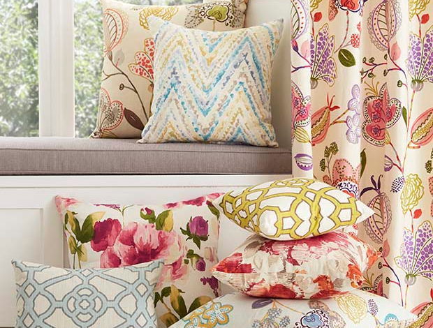 Cushions 101 – the ultimate finishing touch