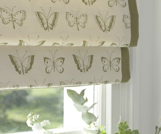 Roman Blinds – My Top 10 Favourites