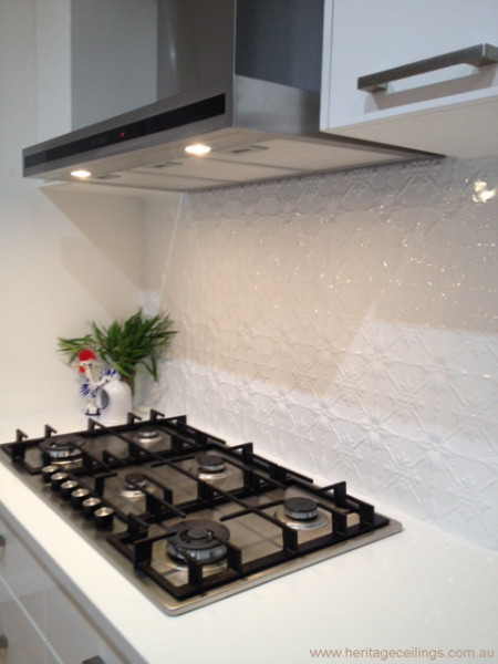 How to choose a kitchen splashback