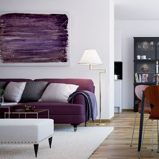 Ultra Violet - Pantone's colour of the year 2018