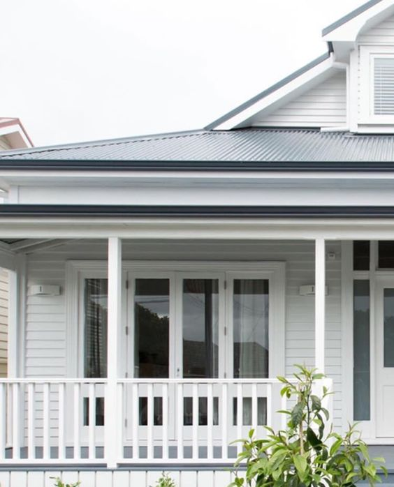 Why I love a weatherboard home