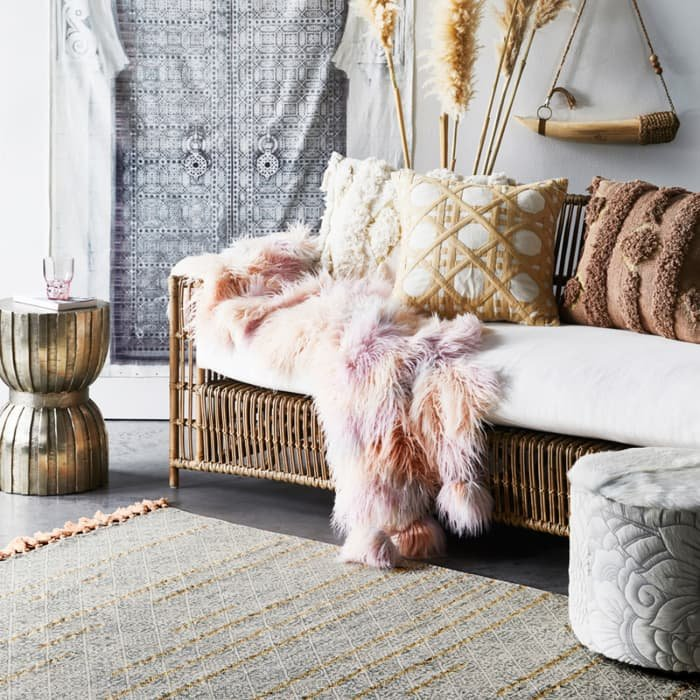 Contemporary Bohemian Style - 4 steps to achieve this look