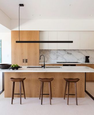 My Guide to Contemporary Timber Kitchens