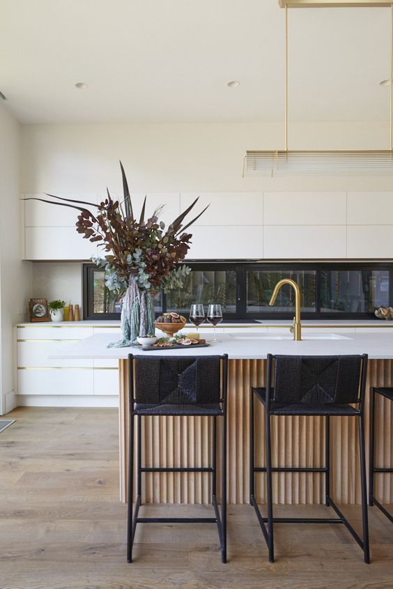 Contemporary Timber Kitchens