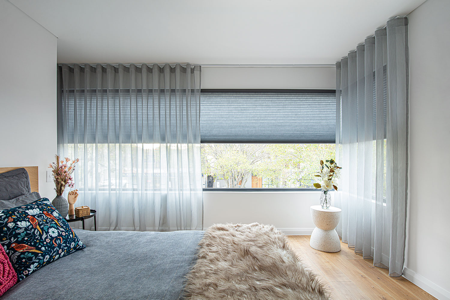 How To Complete A Room With Sheer Curtains Making Your Home Beautiful