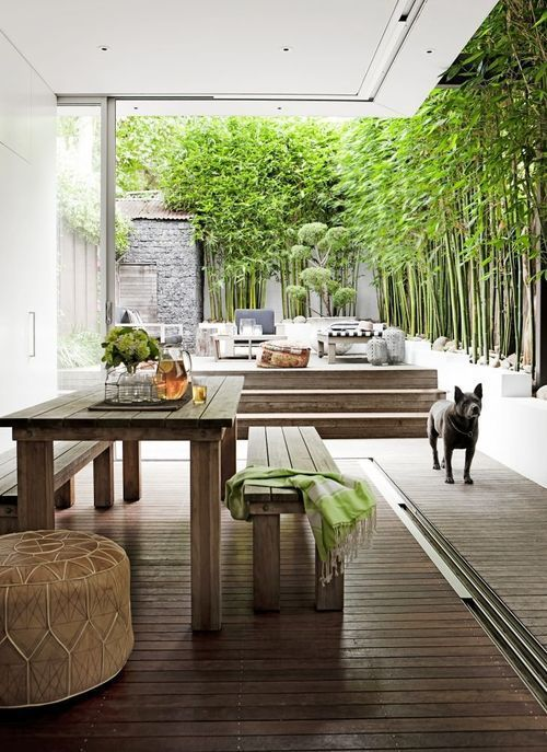 Image U2013 Di Lorenzo Tiles · How To Link Your Outdoor Room To The Inside   5  Easy Steps