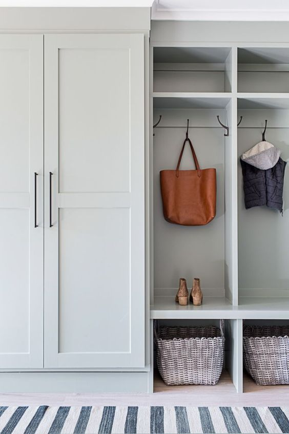 10 things you should include when planning a Mud Room
