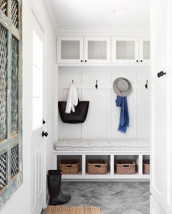 10 things you must include when planning a Mud Room