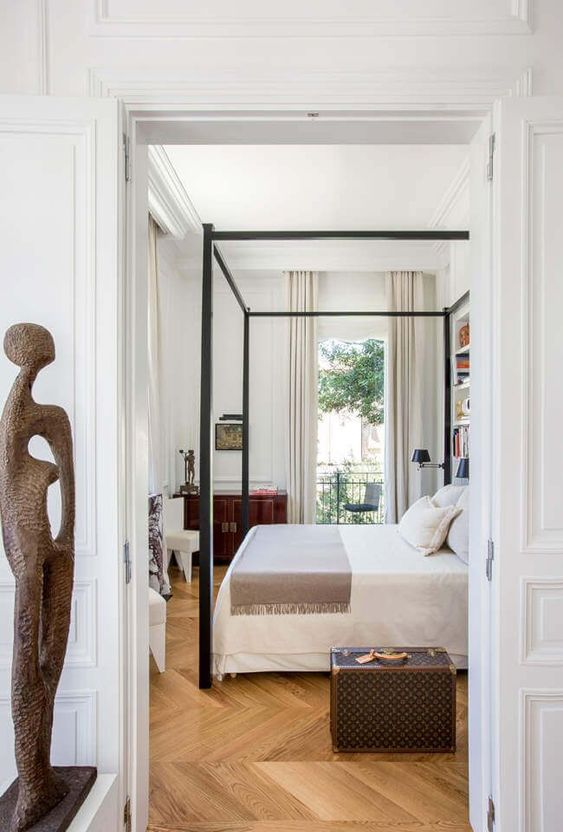 The Trend of Canopy Beds