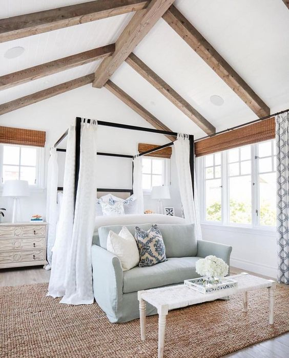 The Trend for Canopy Beds