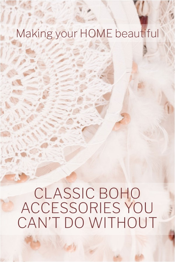 Classic Boho Accessories you can't do without