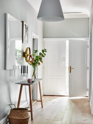 7 tips for a welcoming hallway