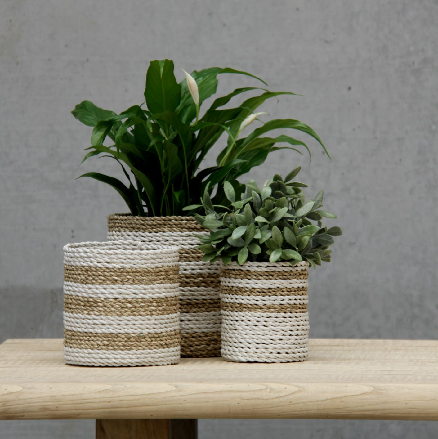 How to style with baskets