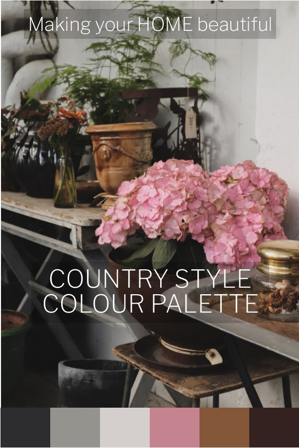 My Guide to Country Style