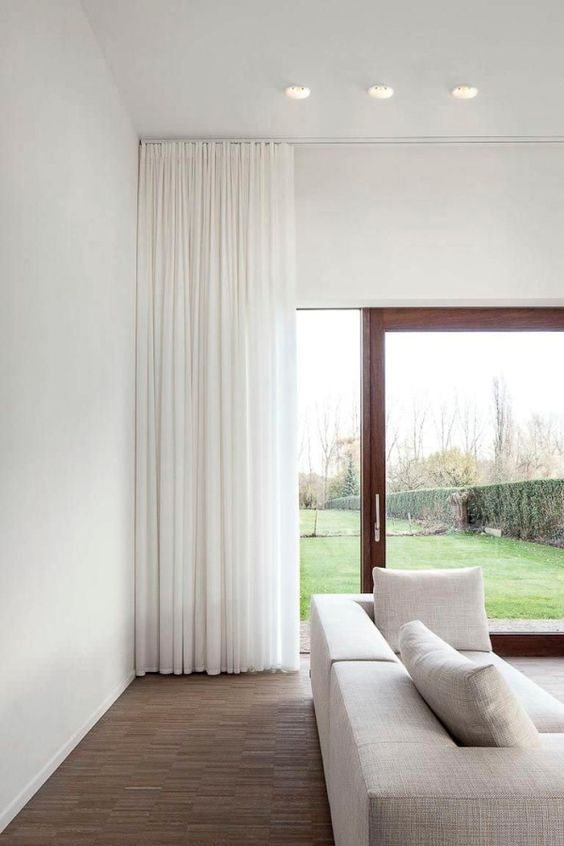 Don T Design Your Curtains Without This, Ceiling Hang Sheer Curtains
