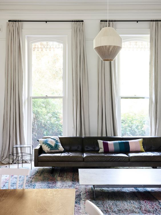 Don't design your curtains without this ONE thing