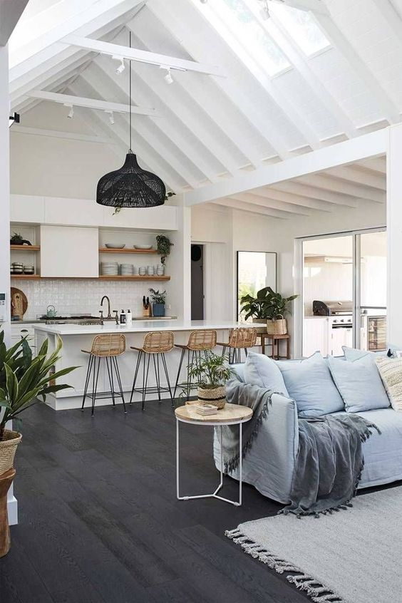 Open plan vs individual rooms