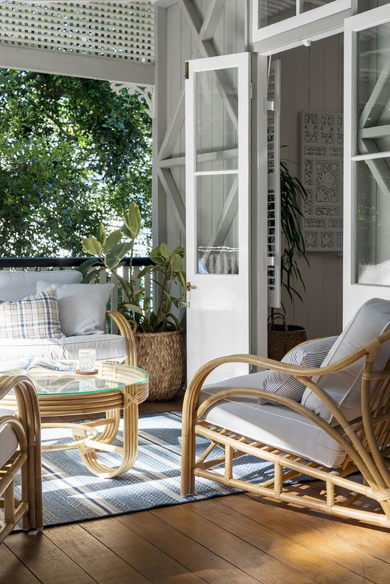 The Rattan Trend - how to incorporate it into your home