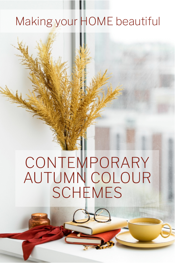 Contemporary Autumn Colour Schemes