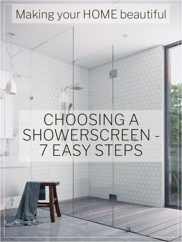 How to choose the right showerscreen