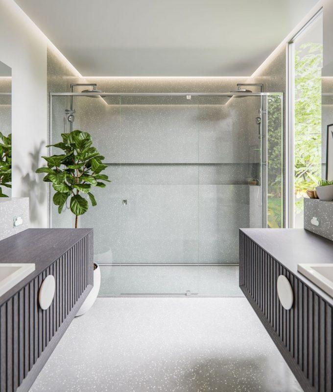 How to choose a showerscreen
