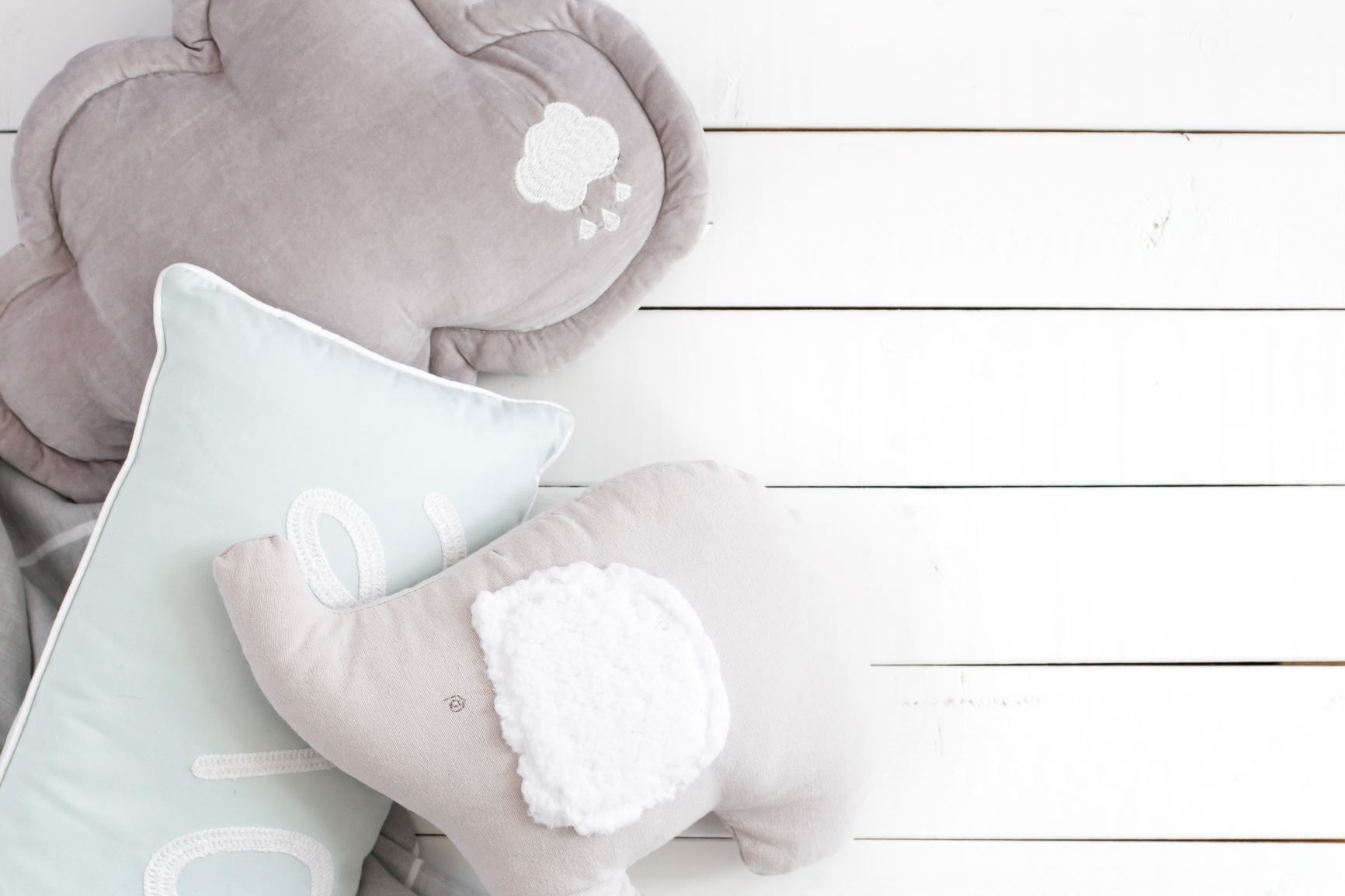 Selecting colours for a Nursery