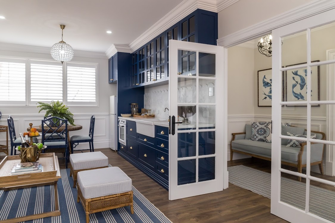 Doors for a Hamptons Style