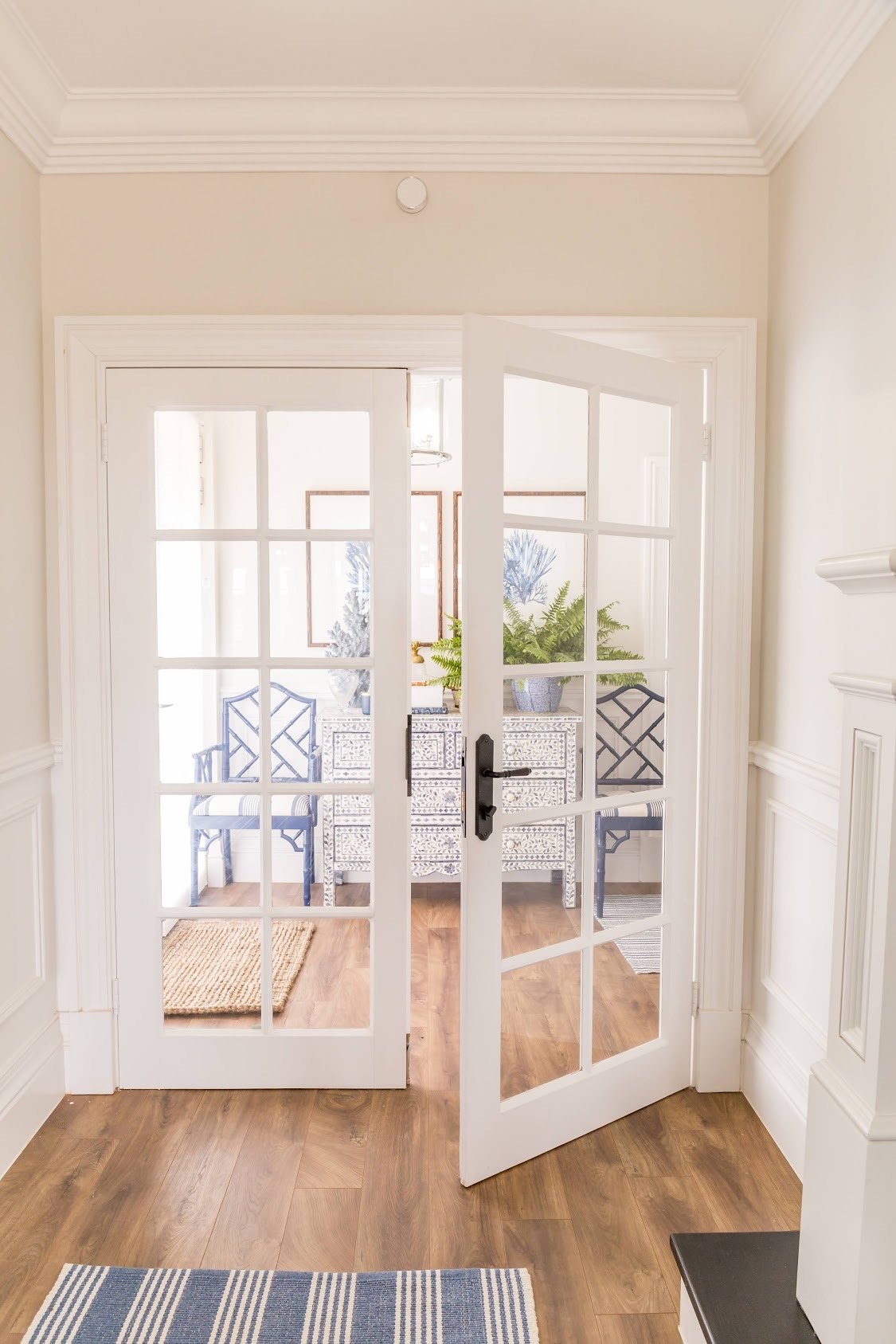 Hamptons Style internal doors