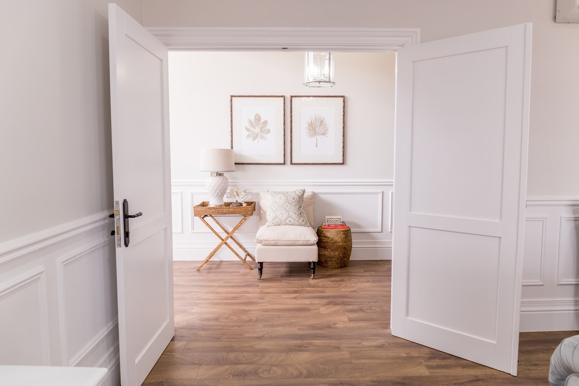 The right doors to choose for a Hamptons Style home