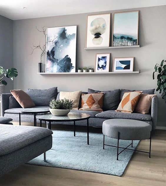 7 tips to style a living room