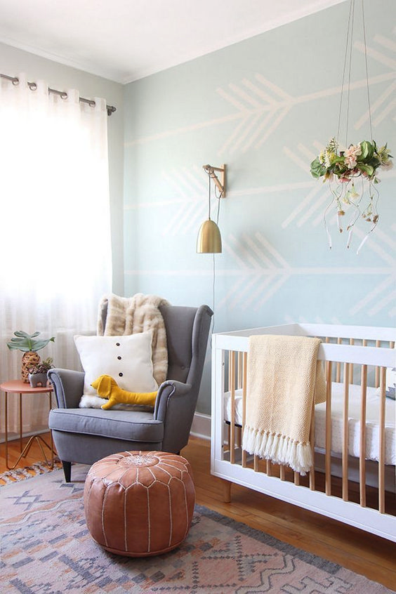 How to choose colours for a Nursery