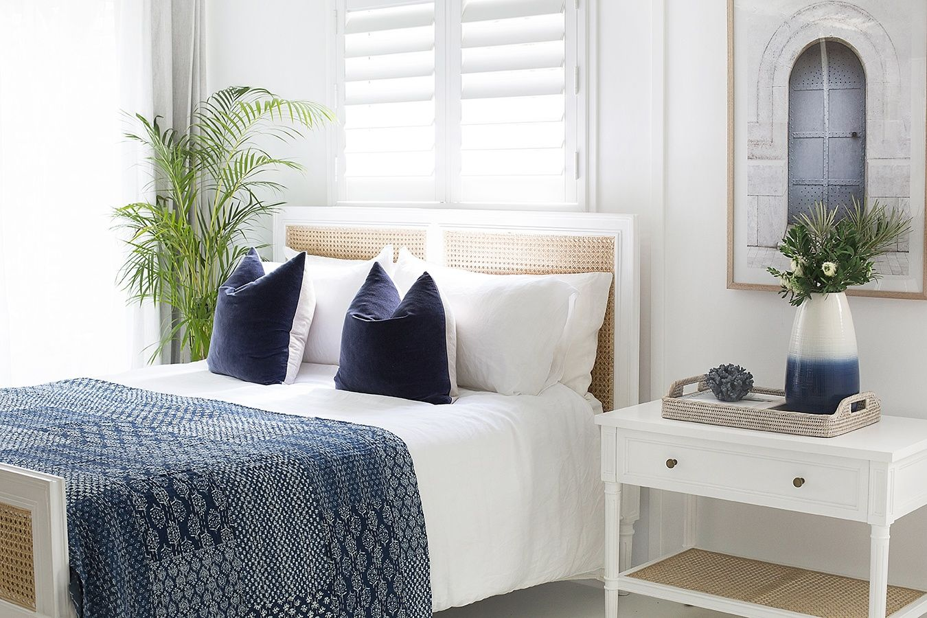 How to introduce Rattan into your decorating schemes