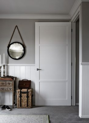 How to select the right interior doors
