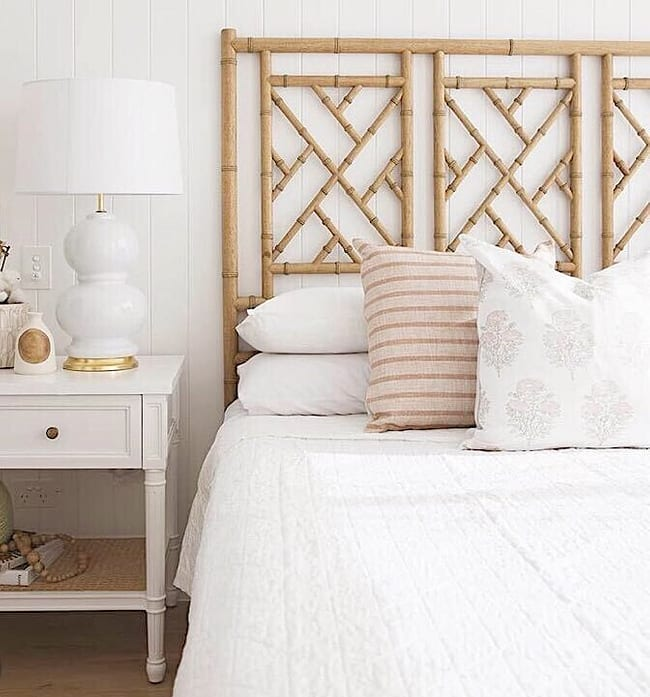 How to incorporate the Rattan Trend into your home