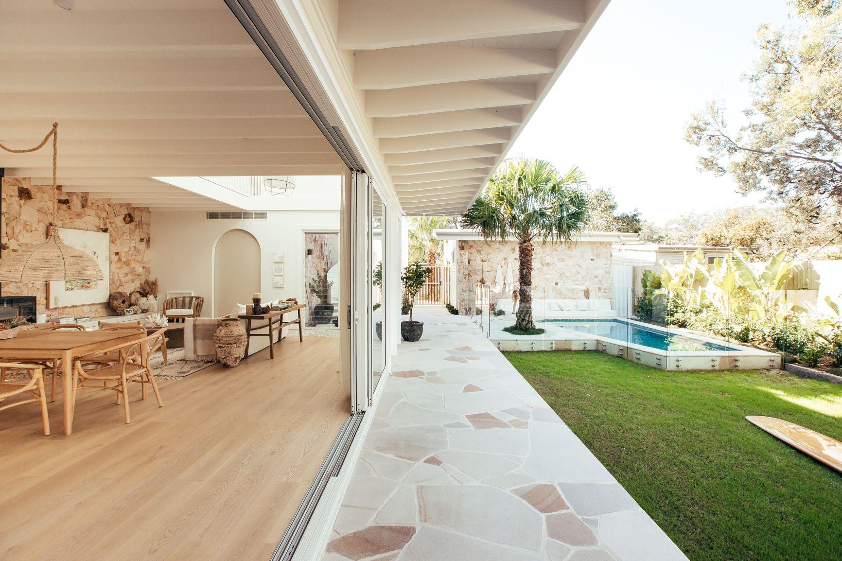 Australian Coastal to Mediterranean Villa