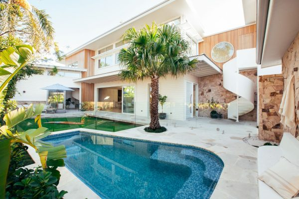 Australian Coastal to a Mediterranean Style Villa