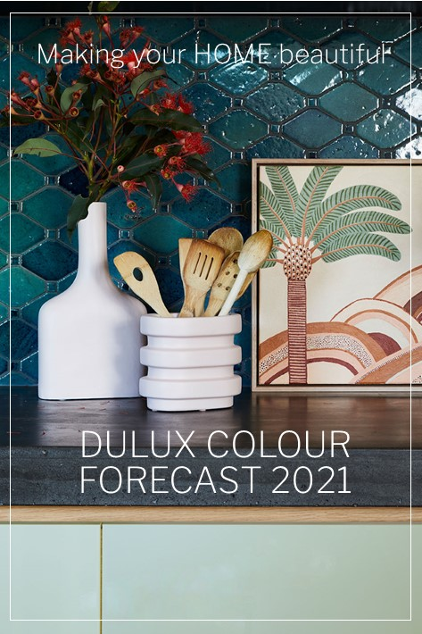 Dulux Colour Forecast 2021