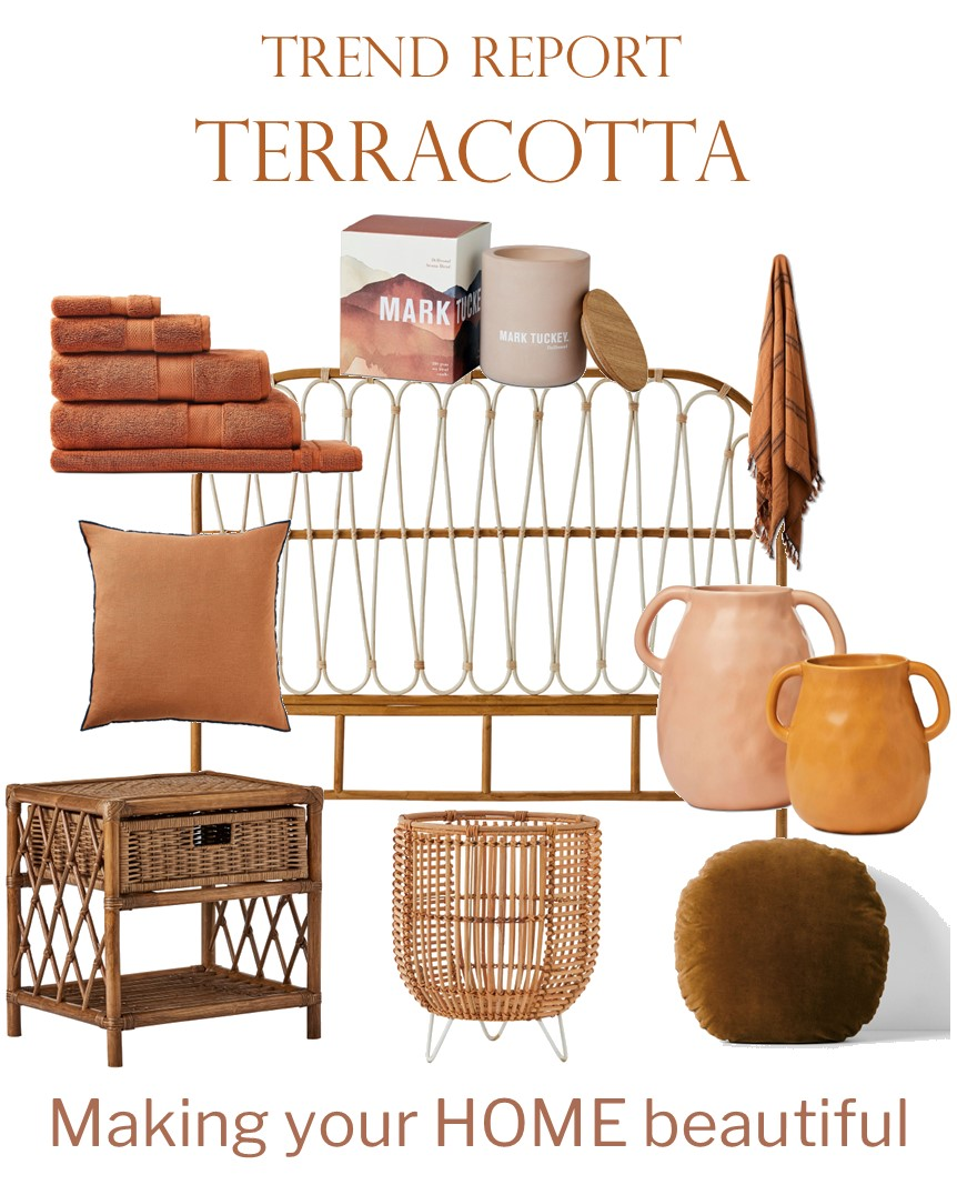 Trend Report - Terracotta
