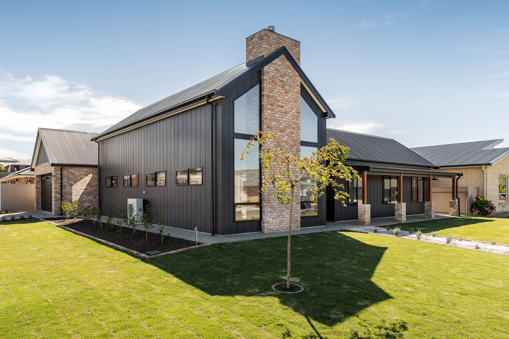 The Secrets to Scandinavian Barn Style