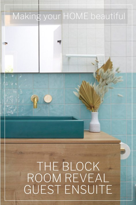 The Block Room Reveal Guest Ensuite
