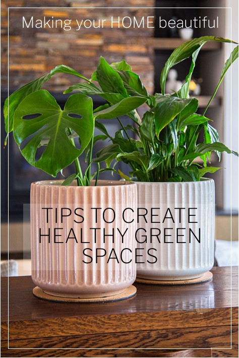 Tips to create healthy green spaces