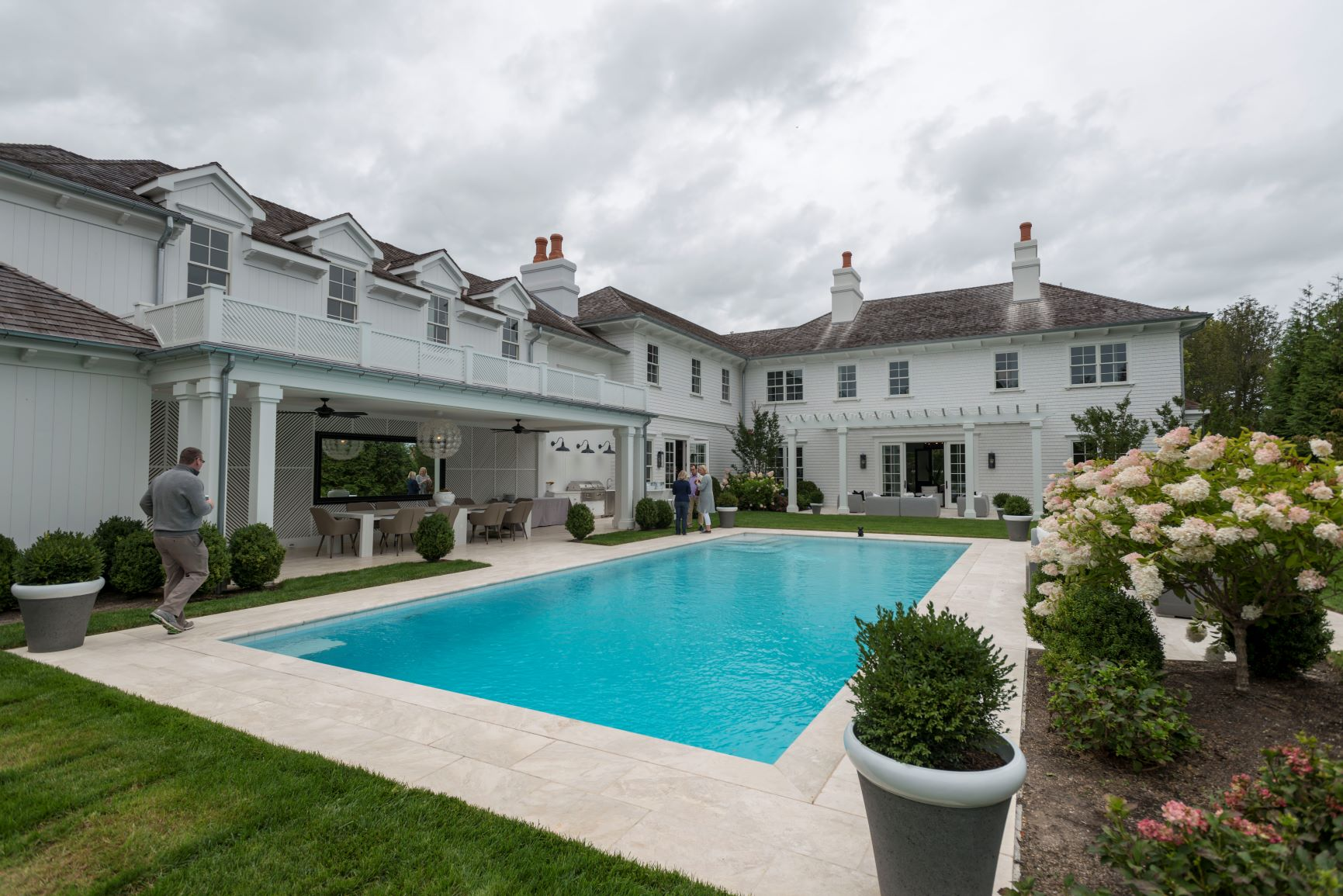 US Hamptons style compared with Australian Hamptons