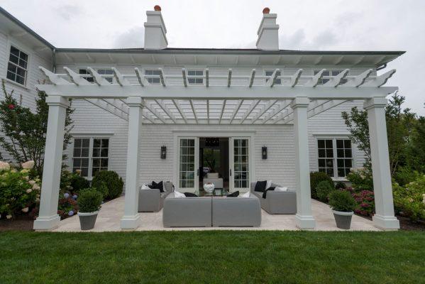 US Hamptons style compared with Australian Hamptons