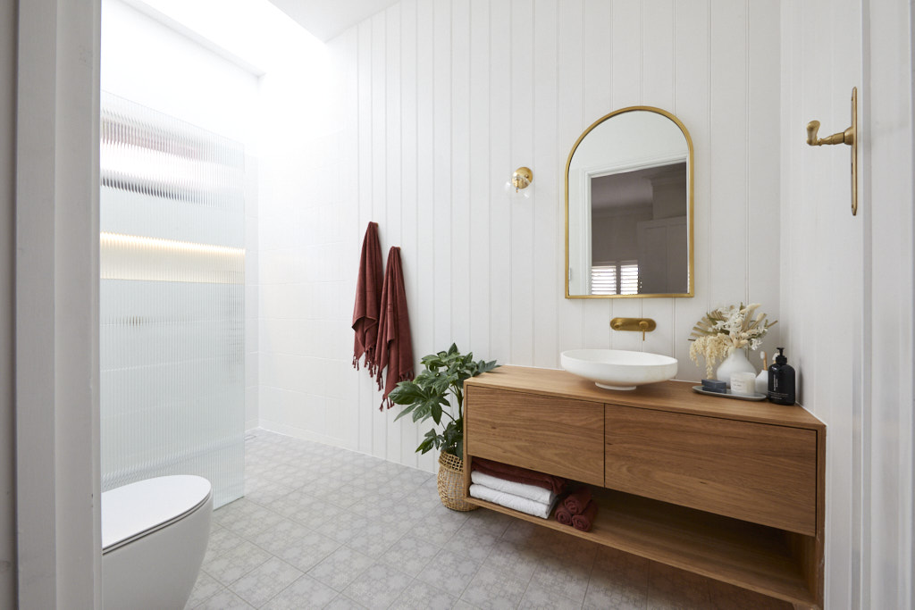 The Block Room Reveal Guest Ensuite