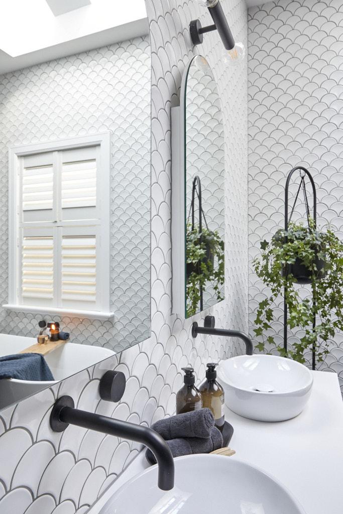 The Block 2020 Master Bedroom Ensuite Room Reveal
