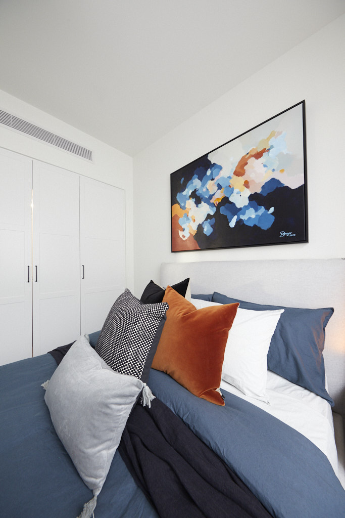 The Block Guest Bedroom and Ensuite 2 Reveal