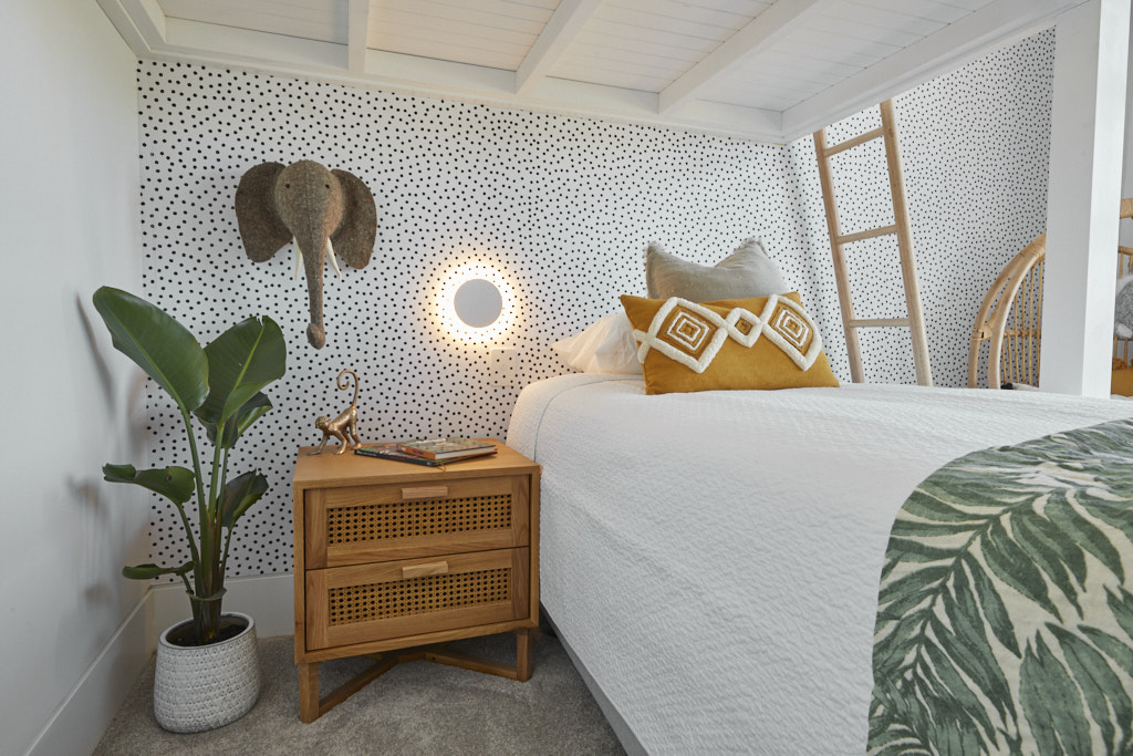 The Block Guest Bedroom and Ensuite 2