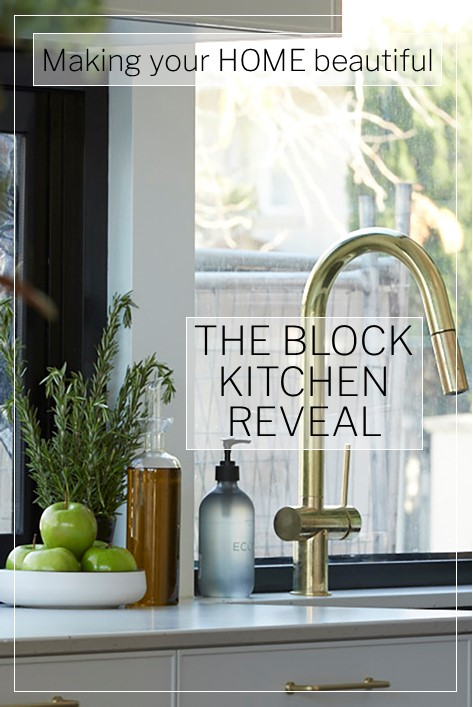 The Block 2020 Kitchen Reveal week